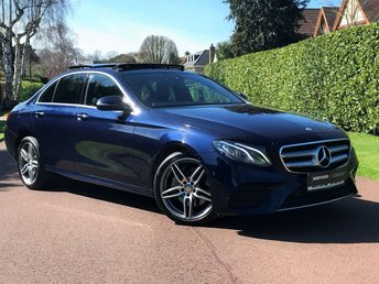 2016 MERCEDES-BENZ E CLASS 2.0 E 220 D AMG LINE PREMIUM 4d AUTOMATIC 192 BHP MEGA SPEC 1 OWNER £30 ROAD TAX-DIGITAL COCKPIT+TWIN PANROOF-+REVERSING CAMERA+HEATED SEATS+MORE BEST FINANCE RATES AVAILABLE ENQUIRE TODAY  £26995.00