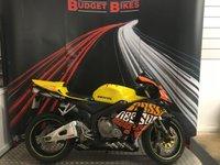 2005 HONDA CBR600RR 599cc CBR 600 RR-5  £3790.00