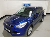 USED 2015 15 FORD KUGA 2.0 TITANIUM TDCI 5d 177 BHP 1 Owner/Ford Service History/Bluetooth/Parking Sensors