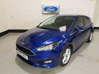2015 FORD FOCUS 1.5 ZETEC S TDCI 5d 118 BHP £SOLD