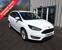 USED 2015 15 FORD FOCUS 1.0 ZETEC ECOBOOST 100 BHP THIS VEHICLE IS AT SITE 1 - TO VIEW CALL US ON 01903 892224