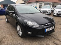 USED 2011 61 FORD FOCUS 1.6 ZETEC TDCI 5d 113 BHP ** NOW SOLD ** NOW SOLD **