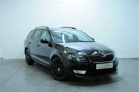 2014 SKODA OCTAVIA 1.6 BLACK EDITION TDI CR 5d 104 BHP £8795.00