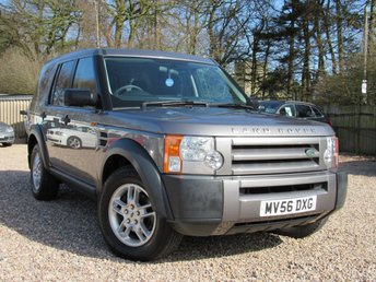 2007 LAND ROVER DISCOVERY 2.7 3 TDV6 GS 5d 188 BHP £7000.00