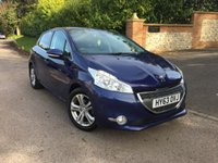 USED 2013 63 PEUGEOT 208 1.2 ALLURE 5d 82 BHP PLEASE CALL TO VIEW