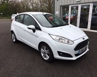 USED 2015 15 FORD FIESTA 1.5 TDCI ZETEC (75PS) THIS VEHICLE IS AT SITE 1 - TO VIEW CALL US ON 01903 892 224