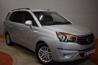 2014 SSANGYONG RODIUS TURISMO 2.0 EX 5d AUTO 155 BHP £12495.00