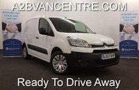 USED 2013 63 CITROEN BERLINGO 1.6 625 X L1 HDI  *Over The Phone Low Rate Finance Available*   *UK Delivery Can Also Be Arranged*           ___________       Call us on 01709 866668 or Send us a Text on 07462 824433
