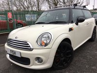 USED 2011 11 MINI CLUBMAN 1.6 COOPER 5d 122BHP 1FORMER KEEPER+HISTORY+TOPMPG+