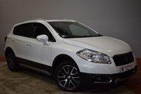 2013 SUZUKI SX4 S-CROSS 1.6 SZ5 ALLGRIP 5d AUTO 118 BHP £9995.00