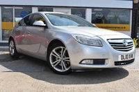 USED 2010 10 VAUXHALL INSIGNIA 2.0 SRI CDTI 5d AUTO 157 BHP THE CAR FINANCE SPECIALIST