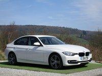 USED 2014 14 BMW 3 SERIES 2.0 316D SPORT 4d 114 BHP