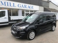2016 FORD TRANSIT CONNECT 1.6 200 TREND P/V 95 BHP WITH NAV & AIR-CON £10995.00