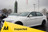 USED 2010 60 BMW 3 SERIES 2.0 318I M SPORT BUSINESS EDITION 4d AUTO 141 BHP
