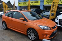 2008 FORD FOCUS 2.5 ST-2 3d 223 BHP £SOLD