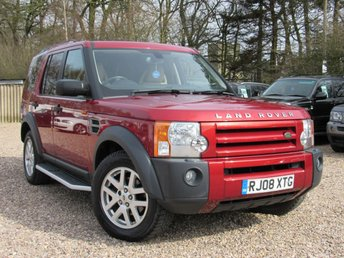 2008 LAND ROVER DISCOVERY 2.7 3 TDV6 XS 5d AUTO 188 BHP £11490.00