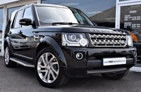 2015 LAND ROVER DISCOVERY 4 3.0 SDV6 HSE 5d AUTO 255 BHP COMMAND SHIFT STOP/START LOW ROAD TAX £37990.00