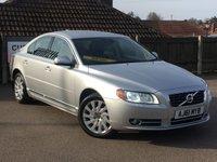 2012 VOLVO S80 2.0 D3 SE 4d AUTO 161 BHP £6995.00