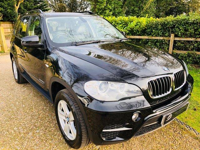 2013 13 BMW X5 3.0 XDRIVE30D SE 5d AUTO 241 BHP