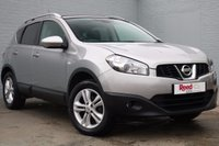 USED 2010 10 NISSAN QASHQAI 1.6 N-TEC 5d 113 BHP FULL HISTORY AND BUILT IN REVERSE CAMERA