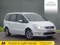 USED 2014 64 FORD GALAXY 1.6 ZETEC TDCI 5d 115 BHP IMMACULATE CAR, LOW MILES