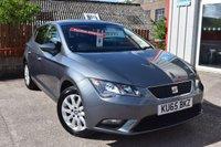 2015 SEAT LEON 1.6 TDI SE 5d 105 BHP £8995.00