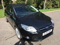 2012 FORD FOCUS 1.6 TITANIUM X TDCI 5d 113 BHP £7795.00