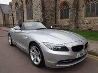 2010 BMW Z4 2.5 Z4 SDRIVE23I ROADSTER 2d 201 BHP £10995.00