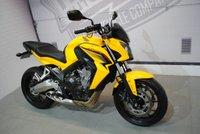 2015 HONDA CB 650 FA-E 649cc CB 650 FA-E  £4750.00