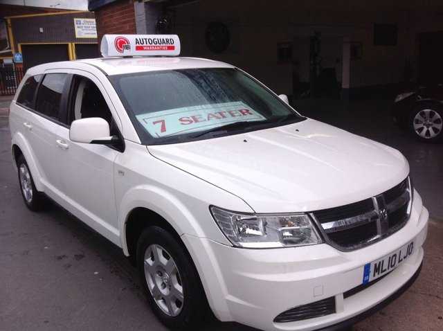 2010 10 DODGE JOURNEY 2.4 SE      7 SEATER