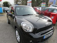 2012 MINI COUNTRYMAN 2.0 COOPER SD 5d 141 BHP £9700.00
