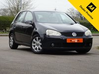 USED 2005 55 VOLKSWAGEN GOLF 2.0 GT TDI DSG 5dr AUTO  FSH HEATED LEATHER HPI CLEAR