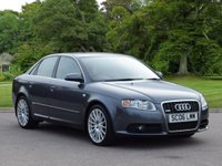 USED 2006 06 AUDI A4 2.0 T QUATTRO S LINE SPECIAL EDITION 4d 217 BHP