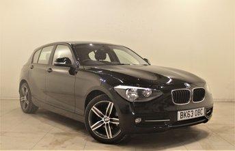 2013 BMW 1 SERIES 2.0 116d Sport 117 BHP £10999.00