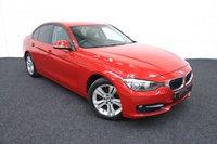 2012 BMW 3 SERIES 2.0 320D SPORT 4d 184 BHP £10499.00