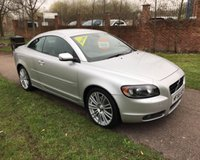 USED 2006 56 VOLVO C70 2.4 D5 SE LUX 2d AUTO CONVERTIBLE 180 BHP GREAT BUILD QUALITY :