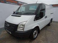 2013 FORD TRANSIT 2.2 280 LR 1d 99 BHP 6 speed with NO VAT and slam locks  £7995.00