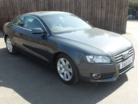 USED 2010 10 AUDI A5 2.0 TFSI SE 2d 178 BHP CLIMATE CONTROL/ BLUETOOTH/ ALLOYS NO DEPOSIT  FINANCE ARRANGED, APPLY HERE NOW