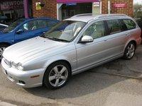 2008 JAGUAR X-TYPE 3.0 SOVEREIGN 5d AUTO 231 BHP £7795.00