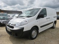 2014 CITROEN DISPATCH 1.6 1000 L1H1 HDI SWB WITH REAR LOADING RAMP ONLY 5823 MILES £7995.00
