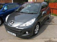 2009 PEUGEOT 207 1.6 SPORT 5d AUTO 120 BHP £3695.00