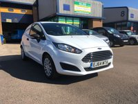2015 FORD FIESTA 1.5 BASE TDCI 3d 74 BHP £6000.00