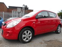 USED 2010 10 HYUNDAI I20 1.4 COMFORT 5d AUTO 99 BHP AUTOMATIC 47,000 MILES FULL SERVICE HISTORY