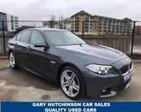 2016 BMW 5 SERIES 530D M SPORT £22995.00