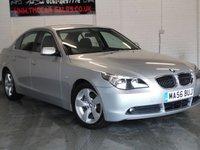 2006 BMW 5 SERIES 2.5 523I SE 4d AUTO 175 BHP £3495.00
