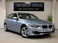 2012 BMW 3 SERIES 2.0 316D SE 4d 114 BHP £8980.00