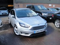 USED 2015 65 FORD FOCUS 2.0 TITANIUM TDCI 5d AUTO 148 BHP ANY PART EXCHANGE WELCOME, COUNTRY WIDE DELIVERY ARRANGED, HUGE SPEC