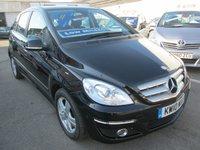 2010 MERCEDES-BENZ B CLASS 1.5 B160 SE 5d AUTOMATIC  95 BHP £7295.00
