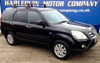 2006 HONDA CR-V 2.2 I-CTDI EXECUTIVE 5d 138 BHP £2699.00