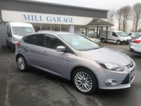 2013 FORD FOCUS 1.6 ZETEC TDCI 5d 115 BHP 6 SPEED MAN     £20RFL £6995.00